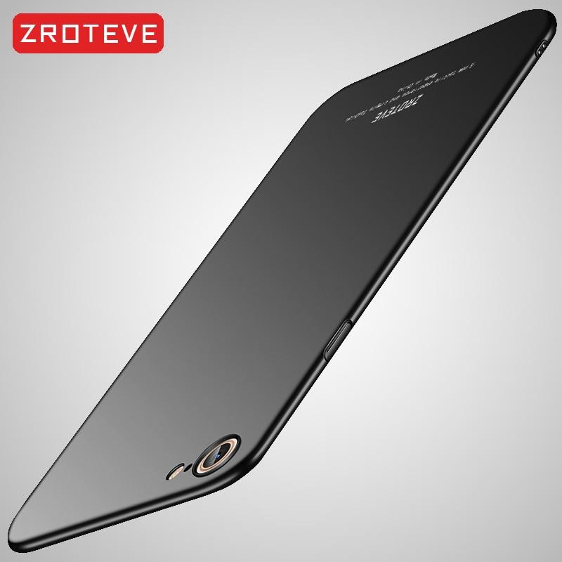SE 2020 Cover Zroteve Slim Matte Coque For iPhone SE 2020 Case Luxury PC For iPhone7 iPhone8 Hard Cover For iPhone 7 8 SE 2 Case