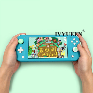 Image 5 - IVYUEEN for NintendoSwitch NS Lite Animal Crossing Analog Thumb Stick Grips for Nintend Swith Joy Con JoyCon Joystick Cap Cover