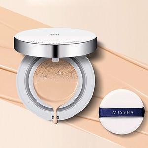 Image 2 - MISSHA M Magic Air Cushion Whitening Immaculate BB cream sun block Foundation Concealer Makeup Original Korea Cosmetics #21 #23
