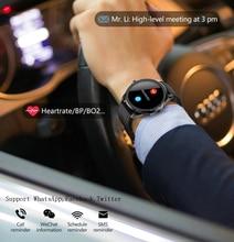 SENBONO 2020 جهاز تعقب للياقة البدنية IP68 مقاوم للماء ساعة ذكية مراقب معدل ضربات القلب ساعة ذكية الرجال النساء Smartwatch الرياضة معصمه