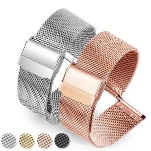 22mm 20mm Watch Band Strap for Samsung Galaxy Watch Active 2 Band for Samsung Gear S3 Strap for Samsung Galaxy Watch 42mm 46mm