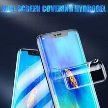 10D Hydrogel Film For Vivo X30 IQOO Pro Screen Protector Film For Vivo V17 Pro 5G Y17 Y3 Z5 Nex 3 Y19 Y11 2019 Film (Not Glass) 10pcs 6d temper glass for vivo v17 x30 pro y11 z6 screen protector tempered glass for vivo s6 iqoo 3