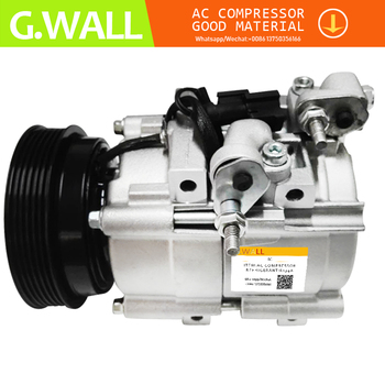 HS18 6pk CO 10549SC 58185 9770138171 97701-38171 9770126300 For Hyundai Trajet Santa Fe Sonata Kia Optima auto ac compressor