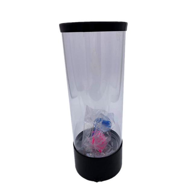 LED Jellyfish Lamp Night Light  & USB Battery  1