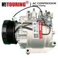 TRSE07 AC компрессор для Honda Civic L4 1.8L 2006 2007 2008 2009 2010 2011 38810RNAA02 38810RRBA01 38800-RNA-A010M2 4901 4918