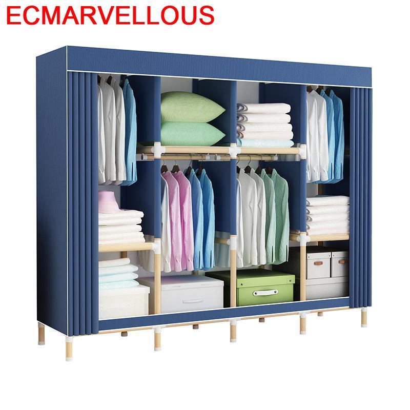 Meble Home Furniture Armario Ropa Penderie Gabinete Chambre Meuble Rangement De Dormitorio font b Closet b