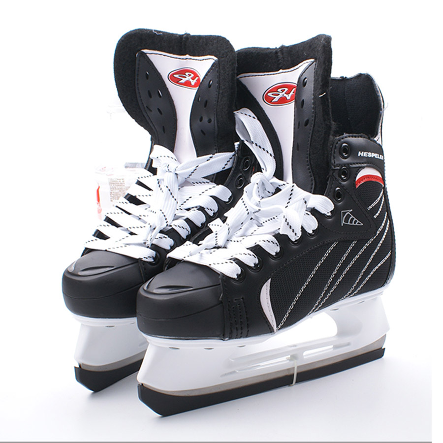 Japy Skate HESPELER Ice Hockey Shoes Adult Child Ice Skates Professional Ball Knife Ice Hockey Knife Shoes Real Ice Patines