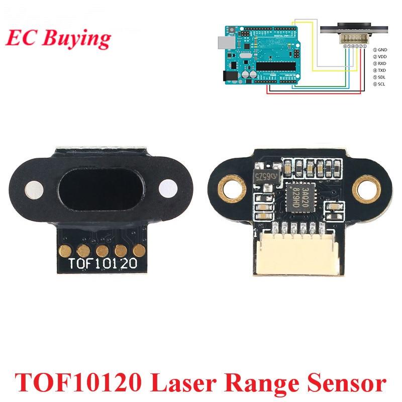 Ir distancia-sensor por infrarrojos gp2y0a21yk0f sensor de distancia 10-80cm para Arduino