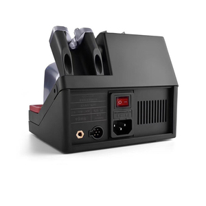 Image 2 - Паяльная станция Jabe UD1200 110 В 220 В, Интеллектуальная паяльная станция без свинца с двухканальным источником питания, системой отопления, сварочный инструмент