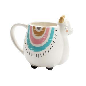 HOMIE 450 мл 3D кофейная кружка с изображениями животных, кружка с животными из альпаки, стерео кофейные кружки с ручками чашки с животными и круж...