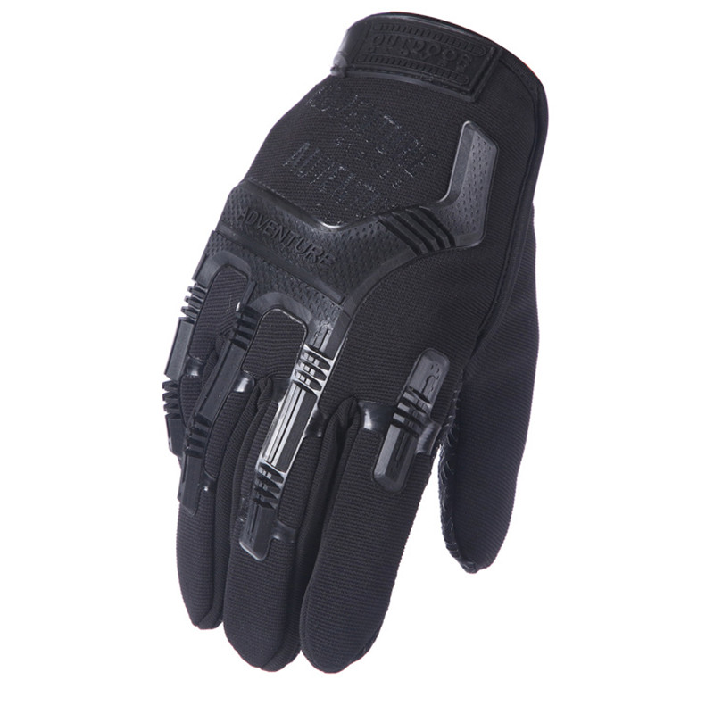 Full Finger Outdoor Tactical Army Men Gloves Military Paintball SWAT Shooting Airsoft Bicycle Combat Anti-Slip Tactical Gloves