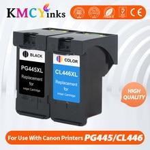 KMCYinks PG445 CL446 Canon için kartuş PG 445 CL 446 mürekkep kartuşu için Pixma MG2540 MX494 MG2440 MG2940 MG2942 MG2924 MX492
