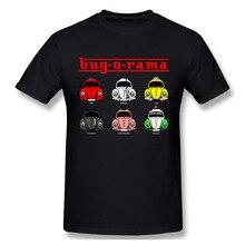 BUG O RAMA, samochód Tshirt mężczyzna T koszula kobieta
