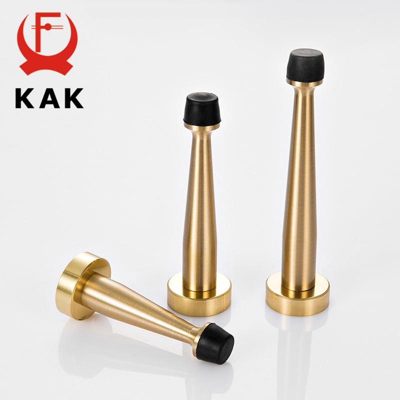 Heavy Duty Magnetic Door Stop Stopper Magnet Door Holder Easy Install Copper