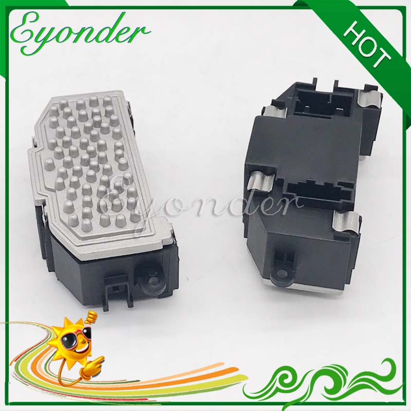 HEATER BLOWER MOTOR FAN RESISTOR FOR AUDI VW SEAT SKODA 3C0907521F 3C0907521D