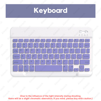 Tablet Wireless Keyboard For iPad Pro 2020 11 12.9 10.5 Teclado, Bluetooth Keyboard Mouse For iPad 8th 7th 6th Air 4 3 2 mini 5 8