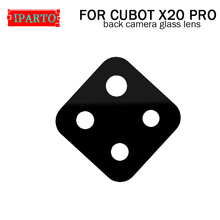 CUBOT X20 PRO 백 카메라 유리 렌즈 CUBOT X20 PRO 용 100% 오리지널 새 후면 카메라 유리 렌즈 교체