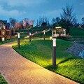 Уличный светодиодный светильник  для сада  газон  современный  алюминиевый  10 Вт  для сада  для двора AC85-265V