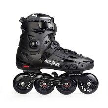 Japy 100% Original Flying Eagle F5s Inline Skates Falcon Adult Roller Skating Shoes Slalom Free Skating Good As SEBA Patines