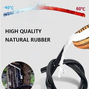 Image 3 - For Hyundai Santa Fe IX45 2013 2014 2015 2016 2017 2018 DM Accessories Front Windscreen Wiper Blade Brushes for Car Cutter U J