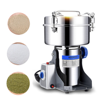 1000g/2000g Grains Spices Hebals Cereals Coffee Dry Food Grinder Mill Grinding Machine gristmill home flour powder crusher