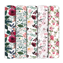 50*145cm Flower Polyester Cotton Fabric for Tissue Kids Home Textile Sewing Doll Clothes Wedding Dress,1Yc13606
