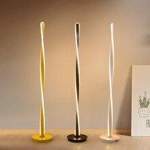 Скандинавский простой СВЕТОДИОДНЫЙ торшер, современный минималистичный стоячий светильник для гостиной, спальни, бара, офиса, настольная лампа, стоячий светильник, светильники