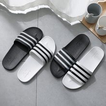 Chinelos homens sapatos de verão novos sapatos casuais masculinos sapatos de casa sandálias chinelos não-deslizamento sapatos de praia chaussure homme pantufl