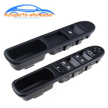 Auto zubehör 96351625XT 6554.KT Für Peugeot 307 Elektrische Master Control Power Lifter Fenster Schalter Fenster Panel 6554KT