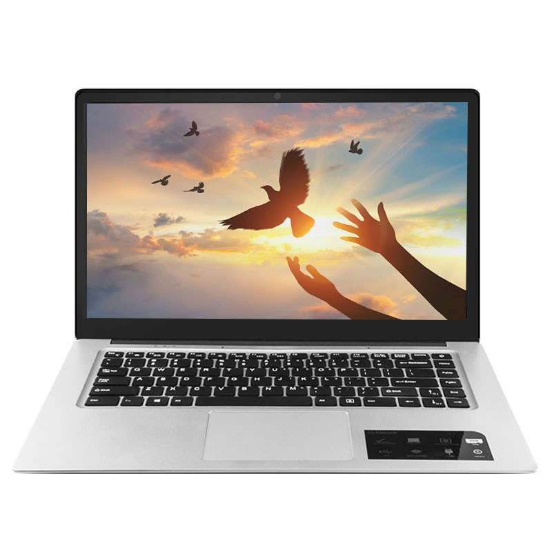 15.6 Inch J3455 Intel Laptop 6G RAM Portable Business Office Notebook Computer 1920*1080P Netbook 128G 256G 512G 1024G ноутбу image