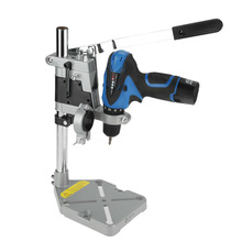 Electric Drill Bracket 400mm Drilling Holder Grinder Rack Stand Clamp Bench Press Stand Clamp Grinder for Woodworking