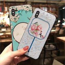 for iphoneXS MAX Samsung / Huawei mobile phone case cover original sof