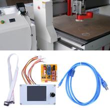 USB Port CNC Laser Engraving Machine Control Board 12V/5V 2 Axle driver board with Control Panel For Woodworking DIY CNC Machine eibotboard board eggbot drawing machine main control board