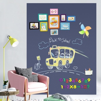 Magnetic Drawing Writing Chalk Board Kids Learning Painting Board Toys Sketchpad Children Intelligence Education Development Toy magnetic diy blackboard drawing board with chalk pen children kids painting doodle education toys for children birthday gift