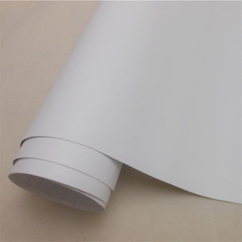 Film vinyle auto adhésif blanc imprimable pour impression numérique autocollants autocollant de voiture taille: 0.914*50 m/Roll - 3