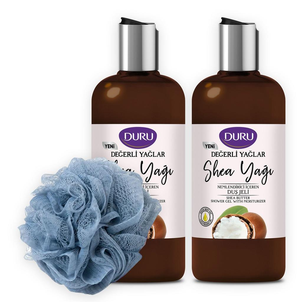 Responsible Clear Precious Oils Moisturizing Shea Butter Shower Gel 3x500ml Rich And Magnificent