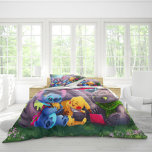 Single bed quilt cover 172cmx218cm bedding tamer dragon master pattern pillowcase three-piece set can be set comfortably