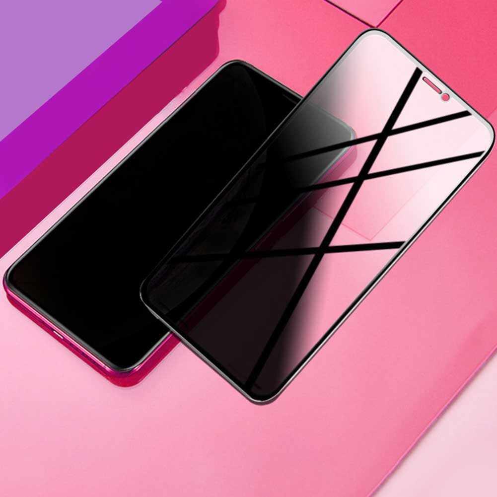 מזג זכוכית טלפון אביזרי מגן סרט מסך מגן בועת משלוח פרטיות Dustproof חלק עבור Iphone 11pro מקסימום