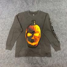 Travis Scott Astroworld Long Sleeve T Shirt Men Women Merchandise Halloween Sweet Harajuku High Quality Top TRAVIS SCOTT Tshirts