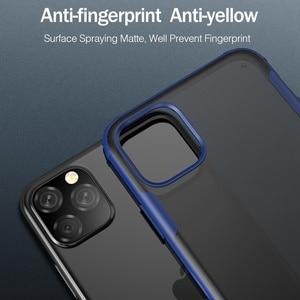 Image 3 - Antiurto Cassa Del Telefono Per il iPhone 12 11 Pro Max Caso Della Copertura Per il iPhone XR XS X 7 8 Più caso Trasparente Fonda Opaca Coque