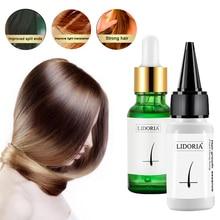 20ml Hair Growth Essential Oil Effective Repair Damaged Polygonum Multiflorum Extracts Hair Growth Care Serum Oil