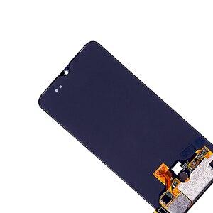 Image 5 - עבור Oneplus 6T LCD AMOLED LCD תצוגת מסך מגע Digitizer עצרת עבור Oneplus תצוגה מקורי