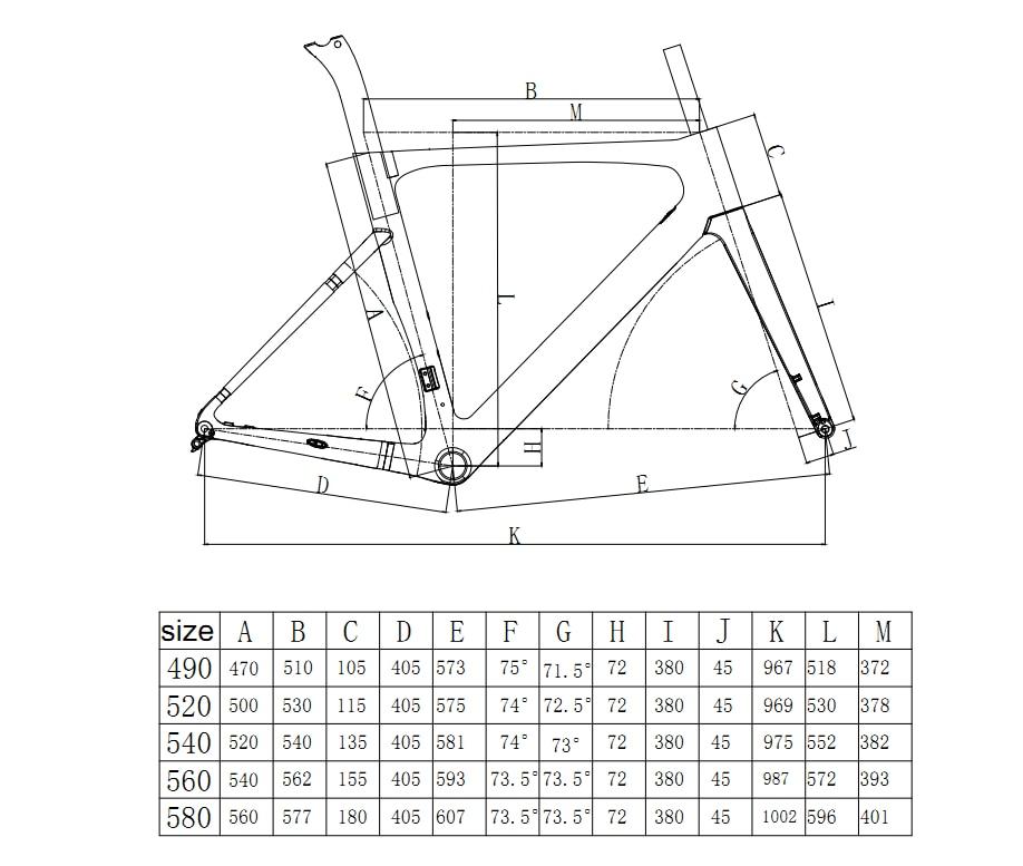 TT-X21 geometry