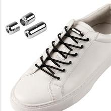 Новые забавные ленивые шнурки без завязок быстрые и легкие кроссовки эластичные шнурки мужские туфли с одной рукой шнурки для обуви, шнурки