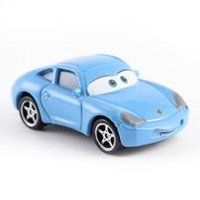 Petites voitures Disney Pixar The New Cars 3 en métal, jouet moulé sous pression 1:55, flash McQueen Boy, cadeau pour fille, livraison gratuite
