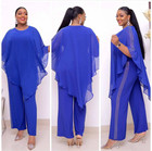 African Jumpsuit Set...