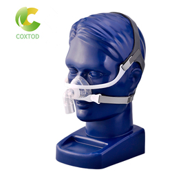 Nasal Mask For CPAP APAP BIPAP Machine Size S/M/L Have Special Effects For Anti Snoring And Sleep Aid