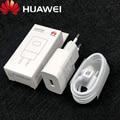 Оригинальное быстрое зарядное устройство Huawei P20 lite QC2.0 EU адаптер для быстрой зарядки Usb Type-C кабель для Honor play 9 Nova 2 2i 3 3e 4 Mate 20