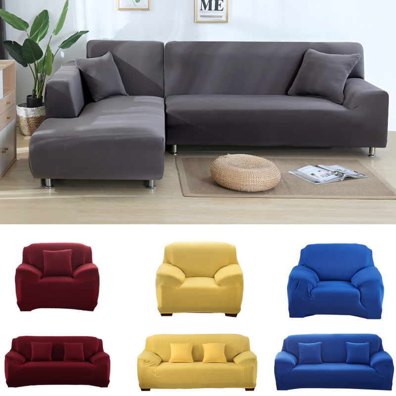 Professional Dropping Ship Universal Elastic Sofa Covers For Living Room Sofa Towel Slip-resistant Strech Sofa Slipcover