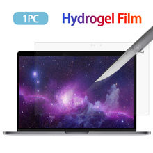 1PC Laptop Pelindung Layar untuk MacBook 16 Inch Monitor Explosion-Proof TPU Full Cover Screen Protector Gratis Pengiriman 1211 #2(China)